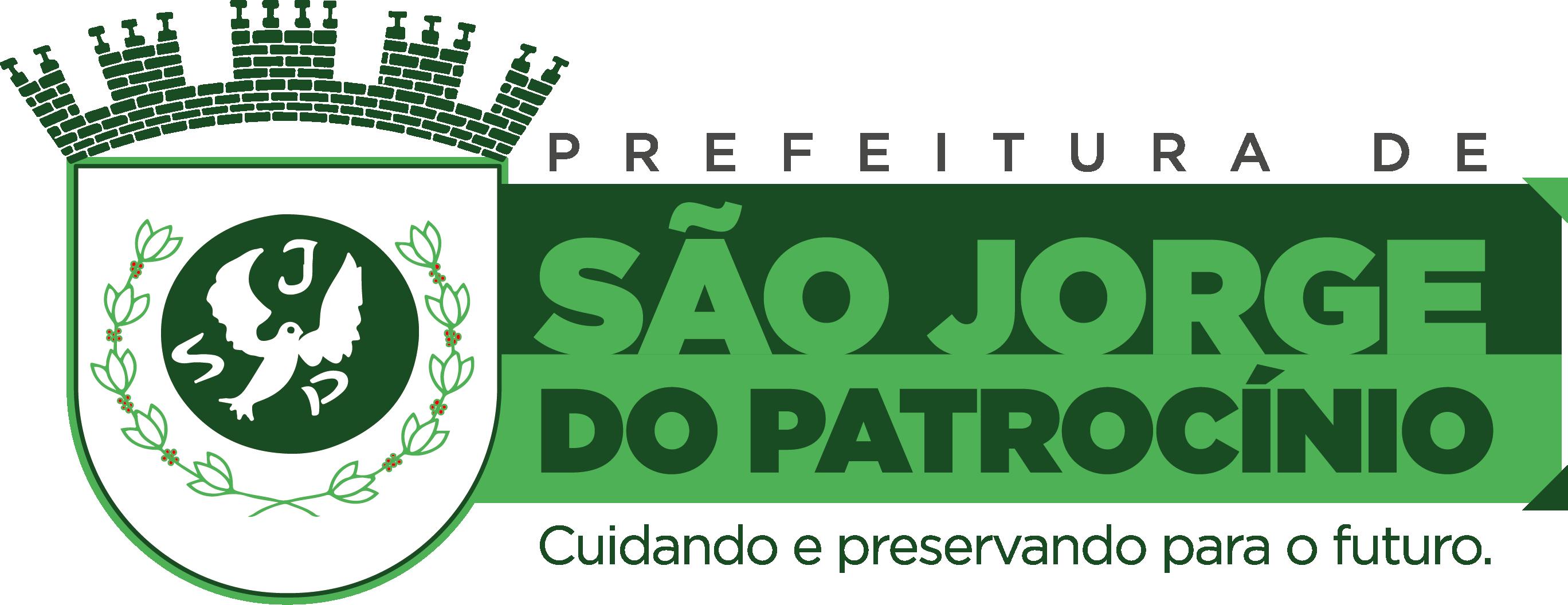 PREFEITURA MUNICIPAL DE SÃO JORGE DO PATROCÃ�NIO