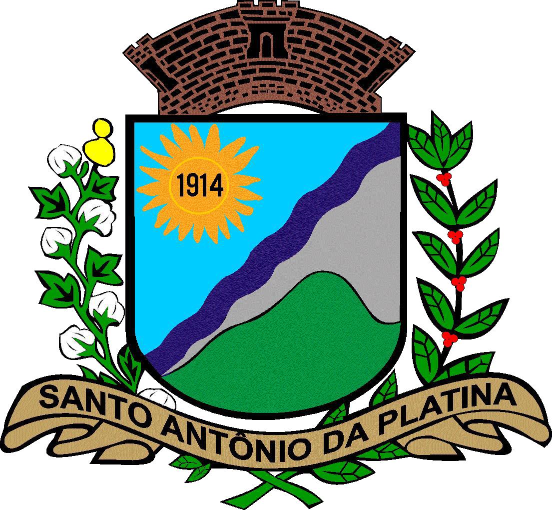 PREFEITURA MUNICIPAL DE SANTO ANTÔNIO DA PLATINA