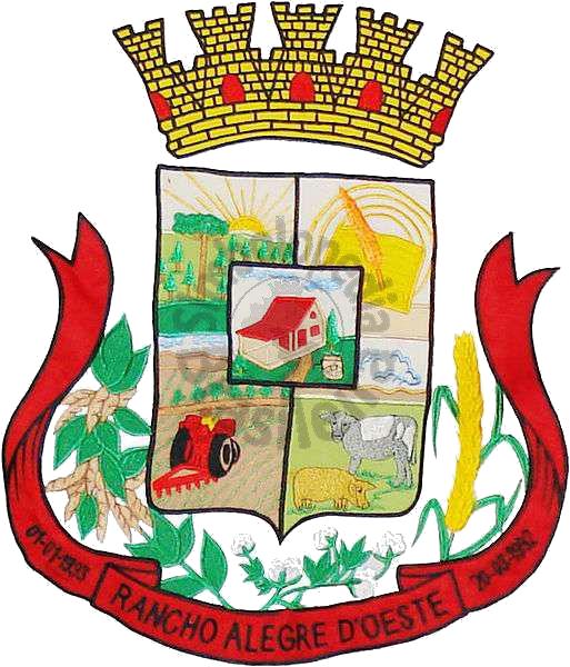 PREFEITURA MUNICIPAL DE RANCHO ALEGRE D′OESTE