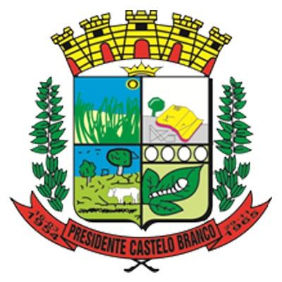 PREFEITURA MUNICIPAL DE PRESIDENTE CASTELO BRANCO