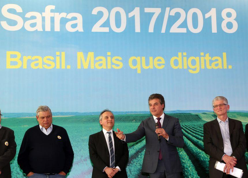 Paraná terá até R$ 13,6 bilhões do Banco do Brasil para a safra 2017-2018