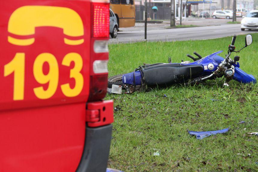 Mortes no trânsito caem 44% no Paraná