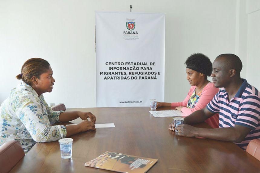 Número de trabalhadores estrangeiros no Paraná cresceu 354% em cinco anos