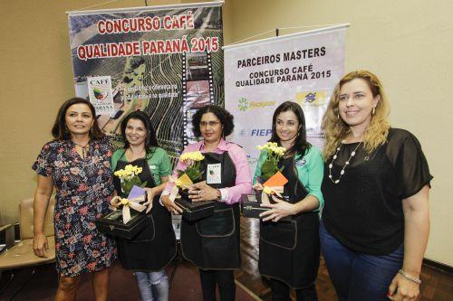 Concurso mostra que produção de café especial avança no Paraná