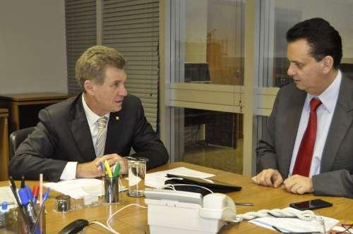 Paraná busca apoio do governo federal para ampliar investimentos