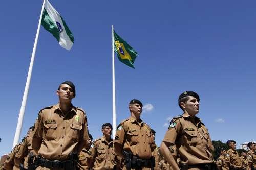 Prorrogado concurso da Polícia Militar do Paraná