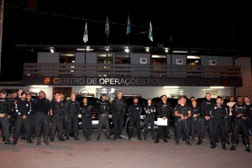 Polícia prende 93 suspeitos durante megaoperação contra facção criminosa