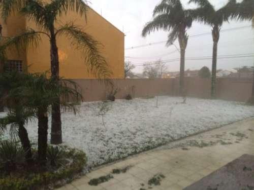 Sobe para mais de 112 mil o número de atingidos pelo temporal no Paraná