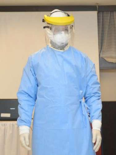 Profissionais de saúde do PR passam por treinamento sobre o vírus ebola