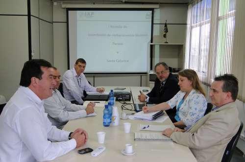 Paraná e Santa Catarina se unem para discutir Cadastro Ambiental Rural