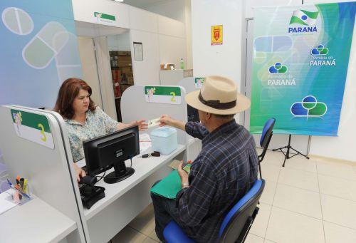 Farmácias do Paraná garantem acesso a medicamentos gratuitos