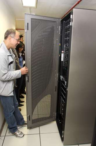 """""""Supercomputador"""" garante mais agilidade e eficiência ao Fisco"""