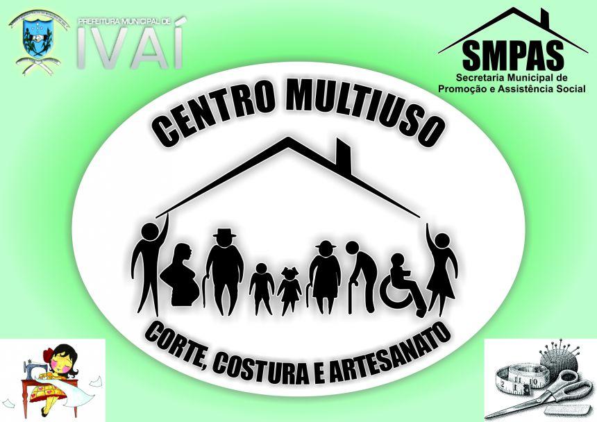 Ivaí contará com Centro Multiuso para Artesanato, Corte e Costura