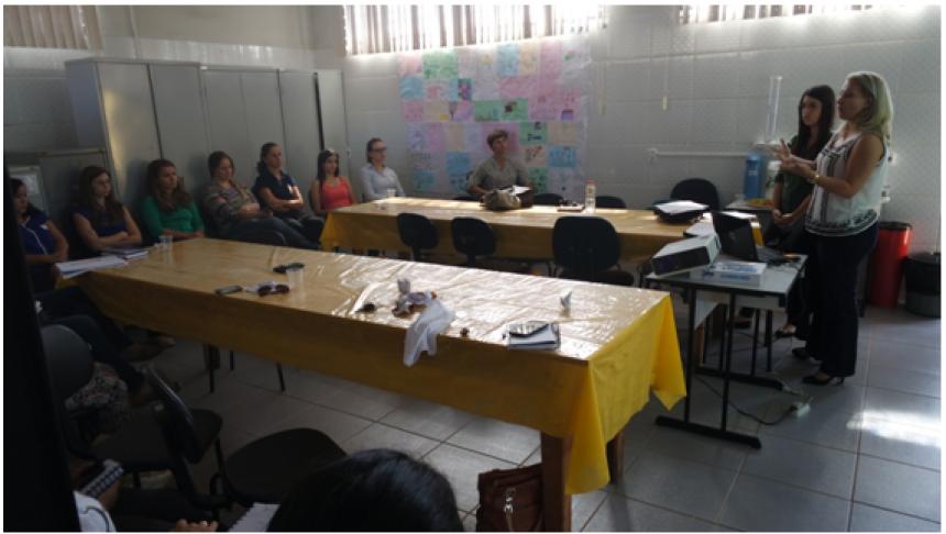 Capacitação: Sistema de Garantia de Direitos e Plano de Enfrentamento à Violência de Criança e Adolescente