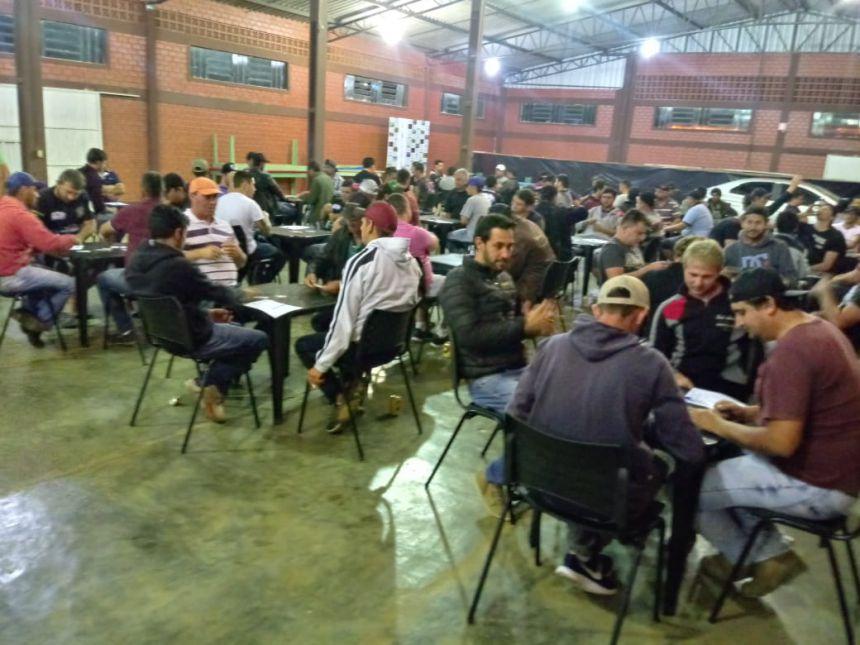 CAMPEONATO MUNICIPAL DE TRUCO