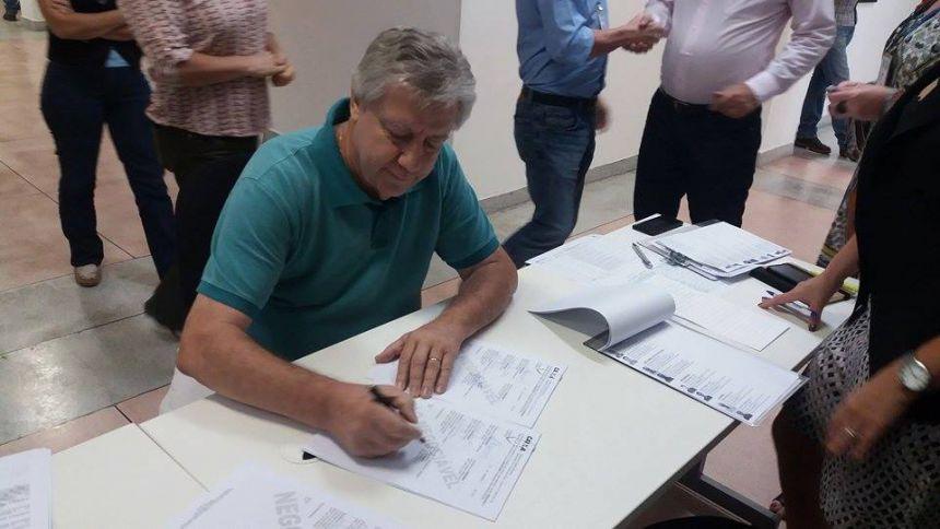 IVAÍ GANHARÁ R$ 4.609.000,00 DE INFRAESTRUTURA PELA SANEPAR