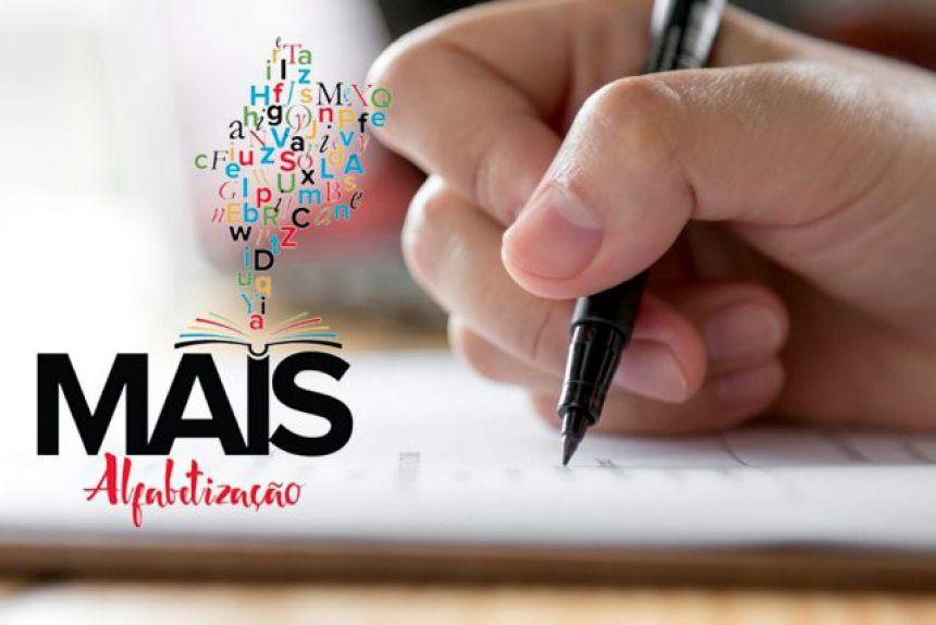 Classificação Assistentes de Alfabetização Voluntários do Programa Mais Alfabetização