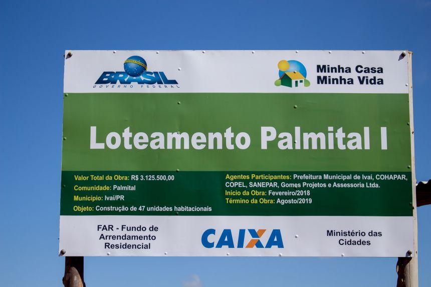 LOTEAMENTO PALMITAL I