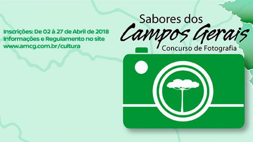 CONCURSO DE FOTOGRAFIA | SABORES DOS CAMPOS GERAIS