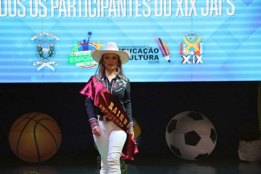 ESCOLHA DA RAINHA DO XIX JAIS