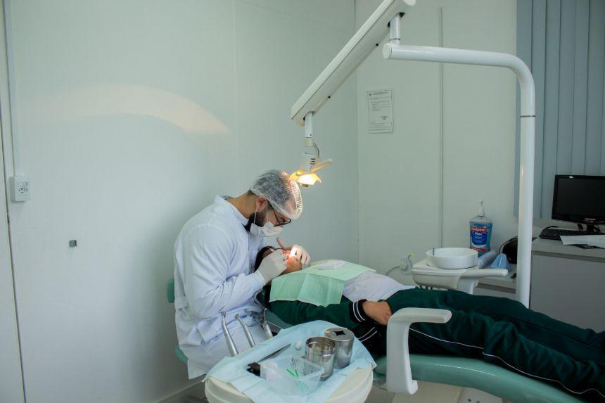 Dentistas nas Escolas Municipais