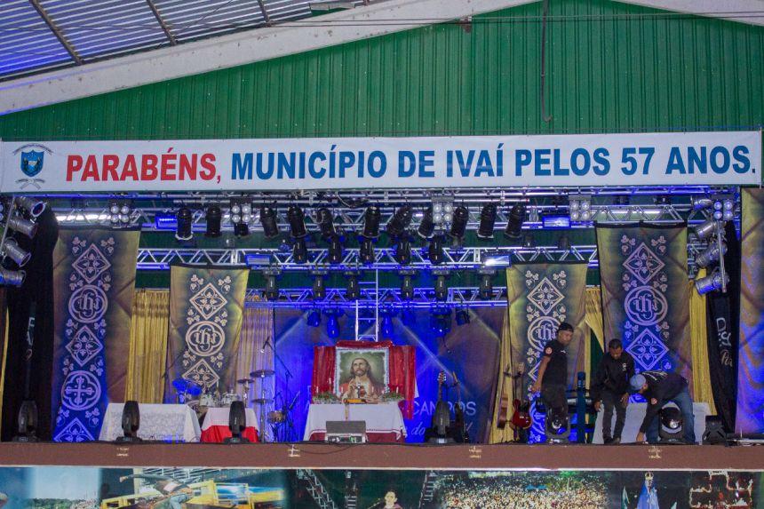 ANIVERSÁRIO MUNICIPAL ABENÇOADO
