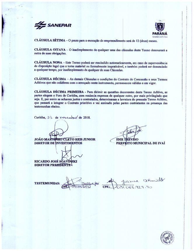 REDE DE ESGOTO   JARDIM NSª APARECIDA