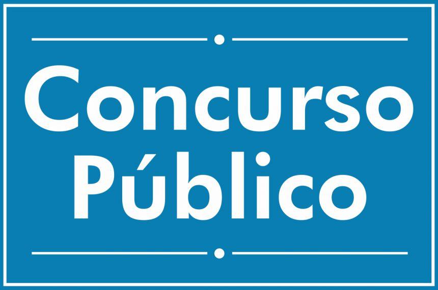 CONVOCAÇÃO CONCURSO PÚBLICO 2018