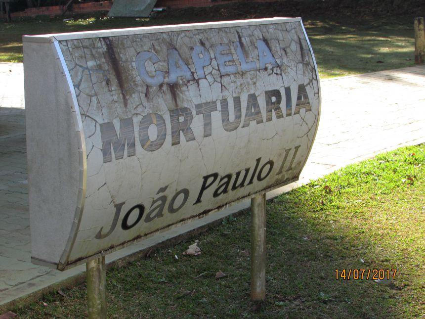 AMPLIAÇÃO DA CAPELA MORTUÁRIA MUNICIPAL