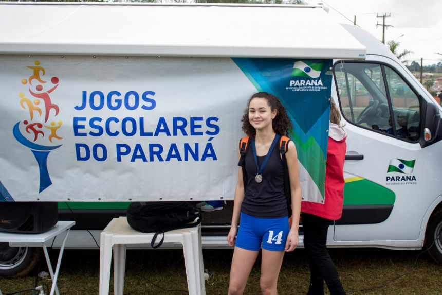 JOGOS ESCOLARES DO PARANÁ