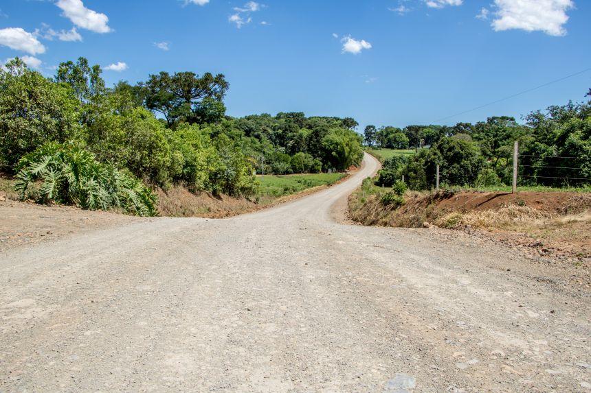 Patrolamento da Estrada que liga Ivaí à São Roque