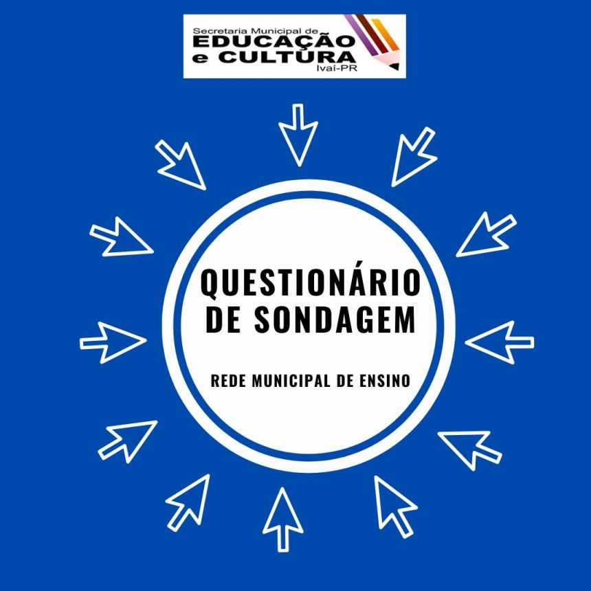 QUESTIONÁRIO DE SONDAGEM
