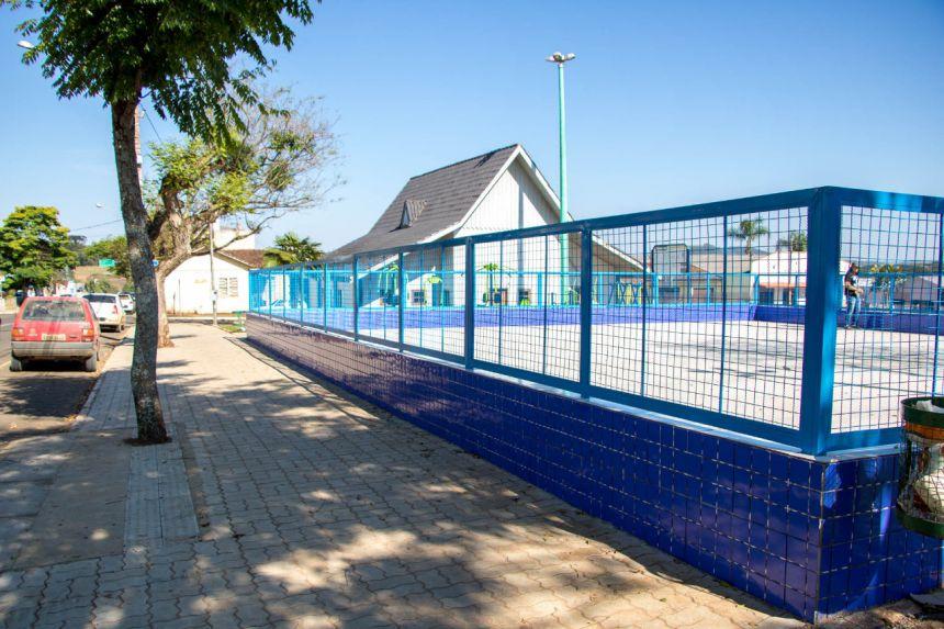 Reformulação do Parque da Praça Miguel Calmon