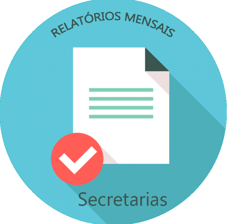 RELATÓRIO DA SECRETARIA DE ESPORTE - ABRIL