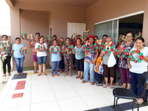 CRAS Promove Integração Social