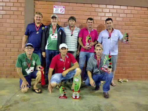 Final do Campeonato Municipal de Truco