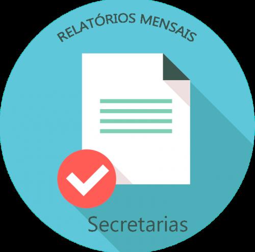 RELATÓRIO MENSAL DA SECRETARIA DE EDUCAÇÃO - JUNHO