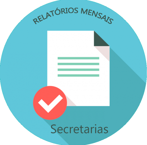 RELATÓRIO MENSAL DA SECRETARIA DE SAÚDE - MAIO