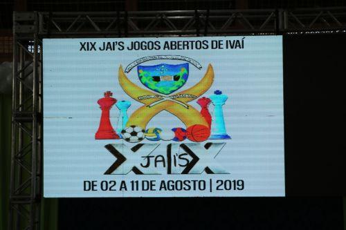 Abertura do JAIS XIX