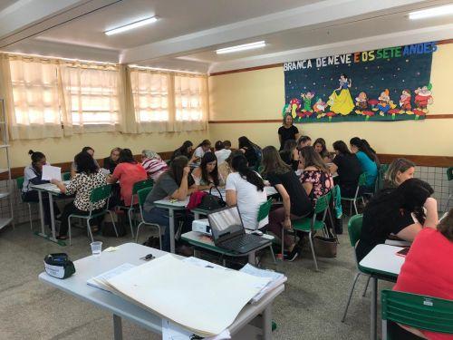 FORMAÇÃO DA EDUCAÇÃO INFANTIL