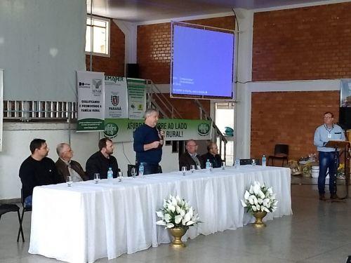 4º ENCONTRO DE PRODUTORES RURAIS DE IVAÍ.