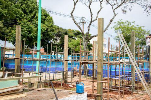 Revitalização da Praça Miguel Calmon