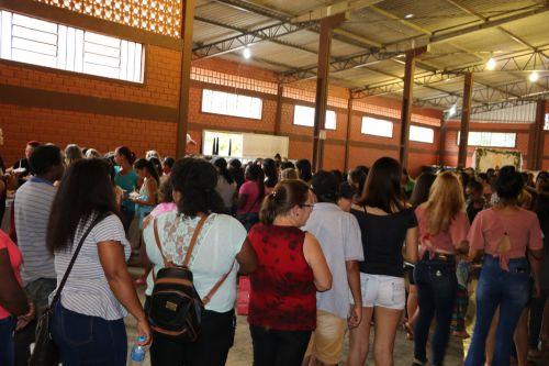 Encontro Municipal em Comemoração ao Dia Internacional da Mulher