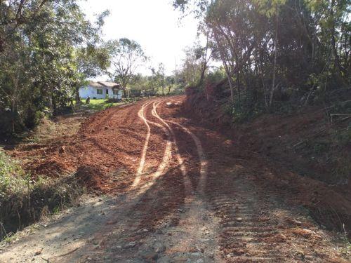 Readequação das Estradas | Rio do Meio