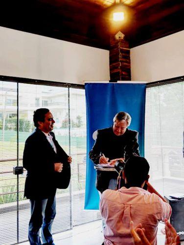 IVAÍ ASSINA CONTRATO COM CAIXA ECONÔMICA FEDERAL - R$ 4.750.000,00