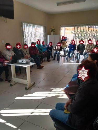Reunião sobre as condicionalidades do Programa Bolsa Família