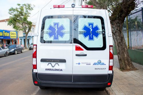 Município de Ivaí adquire Ambulância Nova
