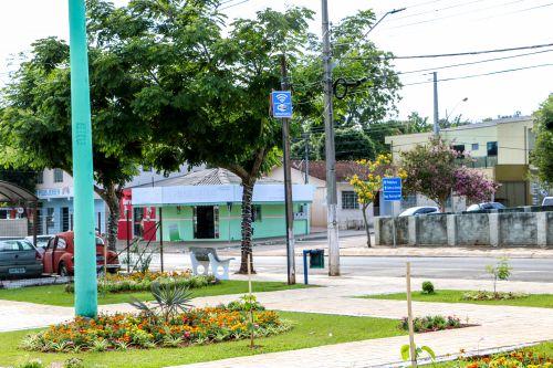 INTERNET LIVRE NA PRAÇA MUNICIPAL MIGUEL CALMON