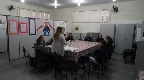 Reunião do Conselho Municipal de Assistência Social - CMAS discute e apresenta Prestação de Contas e melhorias na estrutura do Serviço de Convivência.