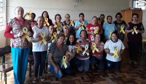 Ações do CRAS no Setembro Amarelo